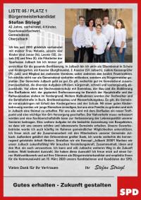 Kommunalwahl 2020 in Julbach Seite 3