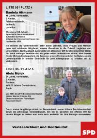 Kommunalwahl 2020 in Julbach Seite 5