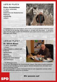 Kommunalwahl 2020 in Julbach Seite 6