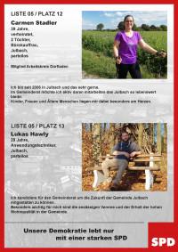 Kommunalwahl 2020 in Julbach Seite 9